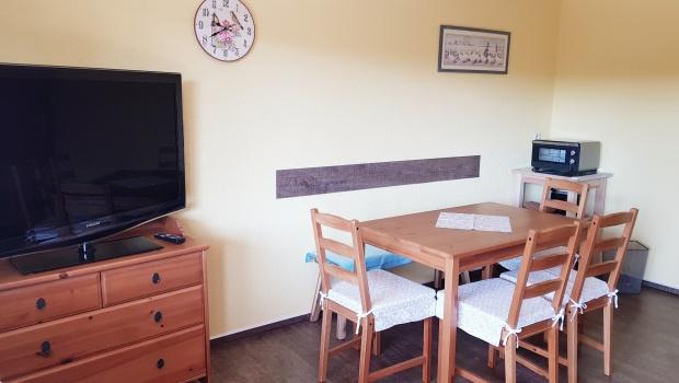 Wohn-/Esszimmer (kleine Ferienwohnung)