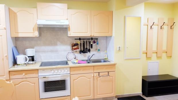 große Ferienwohnung (Küche)
