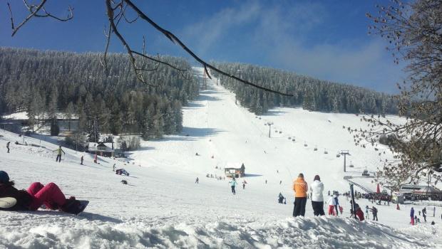 Skihang in Oberwiesenthal
